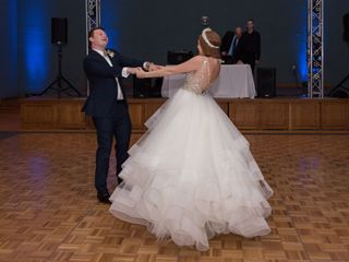 The wedding of Martheya and Andrew