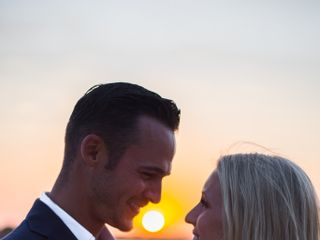 Oliver and Christin's Wedding in San Diego, California 9
