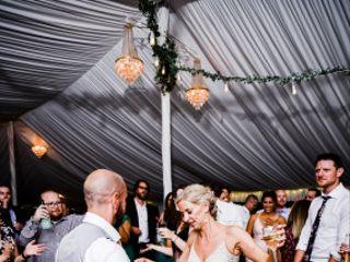The wedding of Sarah and Alex 1