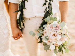 The wedding of Aarik Robles and Teresa Robles 2