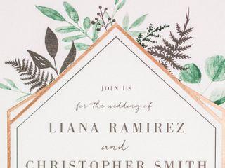 The wedding of Liana and Chris 3