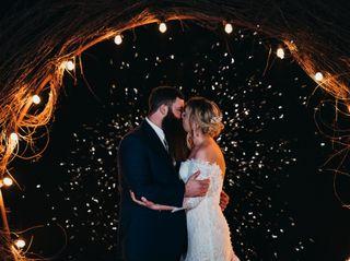 The wedding of Brandi and Matthew
