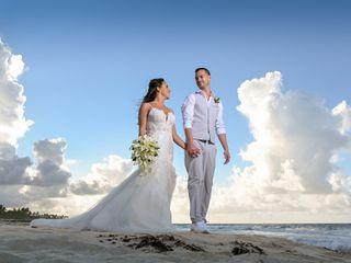 The wedding of Amanda and Matthew