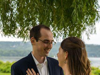 The wedding of Darrah and Matt 2