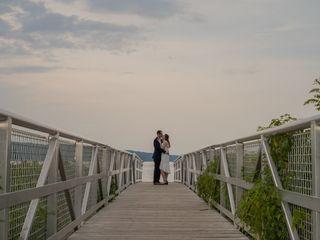 The wedding of Darrah and Matt