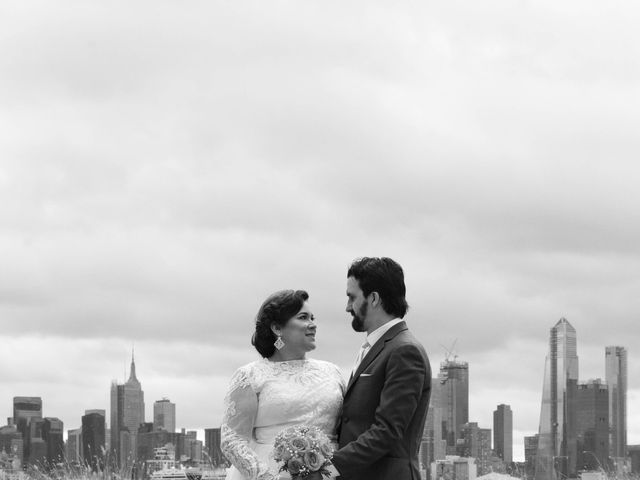 Federico and Karolyn's Wedding in West New York, New Jersey 5