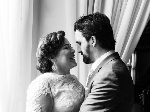 The wedding of Karolyn and Federico