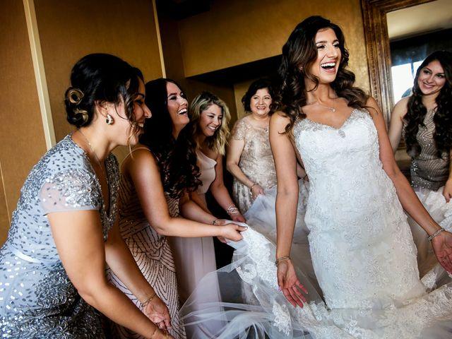 Nima and Debbie's Wedding in Los Angeles, California 9