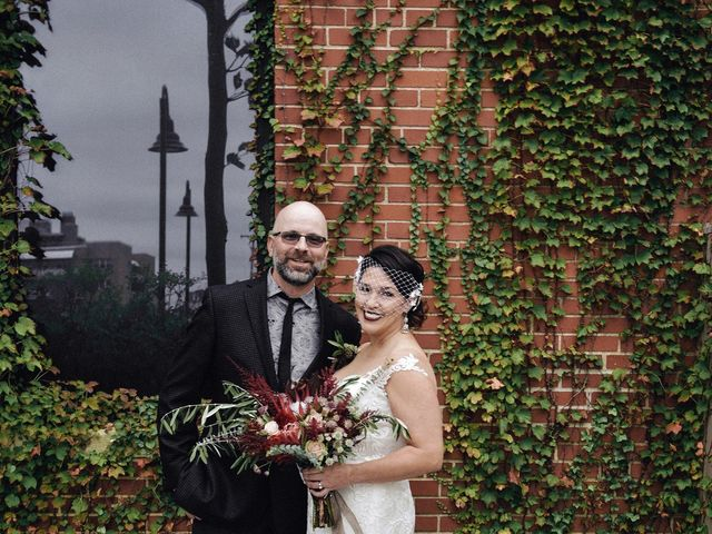 Mike and Kate's Wedding in Asbury Park, New Jersey 13