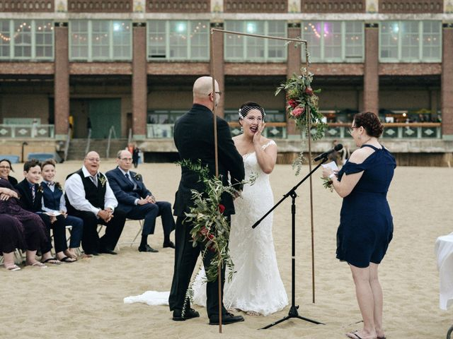 Mike and Kate's Wedding in Asbury Park, New Jersey 14