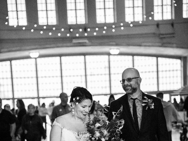 Mike and Kate's Wedding in Asbury Park, New Jersey 16