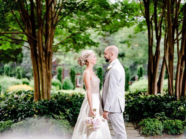 The wedding of Sarah and Alex