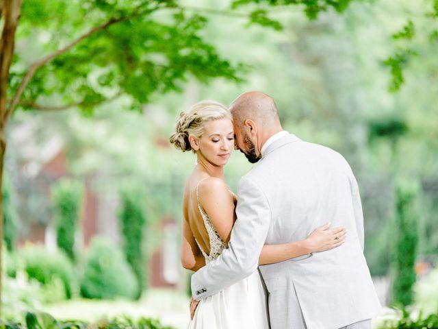 Alex and Sarah's Wedding in Elkridge, Maryland 1