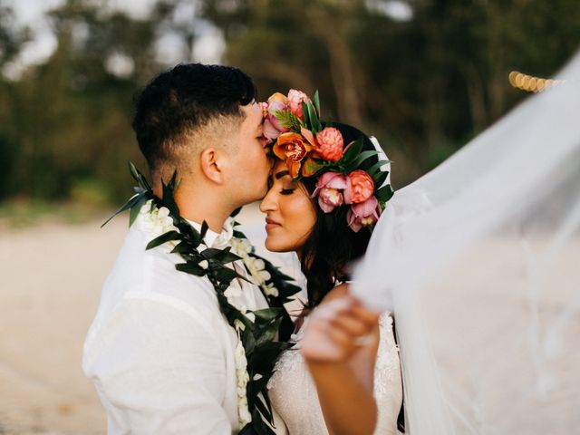 The wedding of Aarik Robles and Teresa Robles