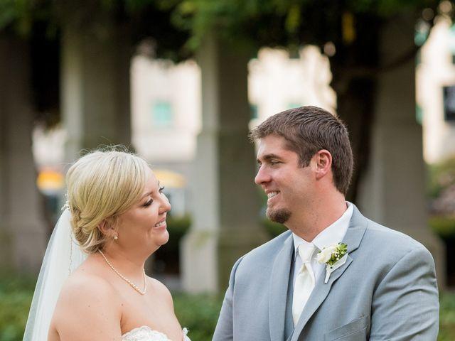 Bill and Danielle's Wedding in Cincinnati, Ohio 10