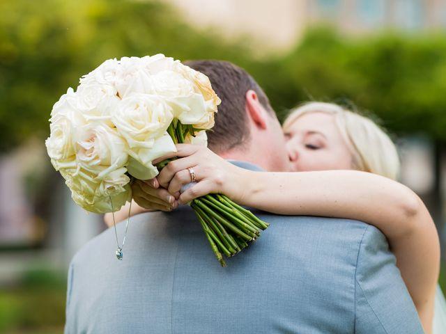 Bill and Danielle's Wedding in Cincinnati, Ohio 12