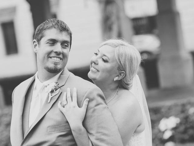 Bill and Danielle's Wedding in Cincinnati, Ohio 13