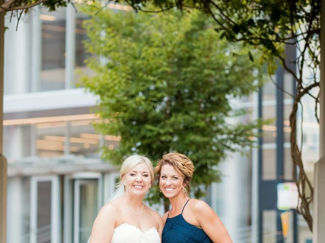Bill and Danielle's Wedding in Cincinnati, Ohio 17