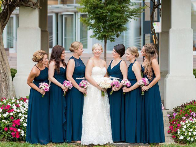 Bill and Danielle's Wedding in Cincinnati, Ohio 20