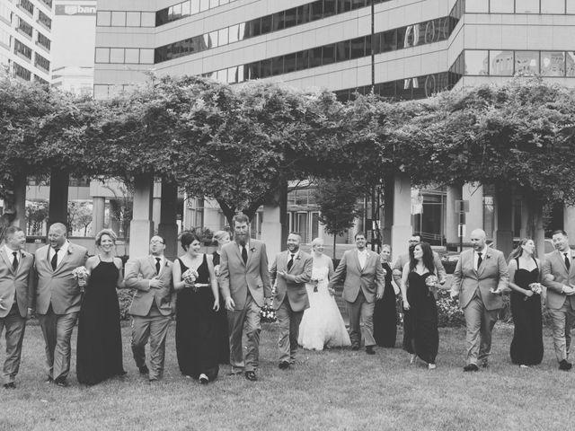 Bill and Danielle's Wedding in Cincinnati, Ohio 23