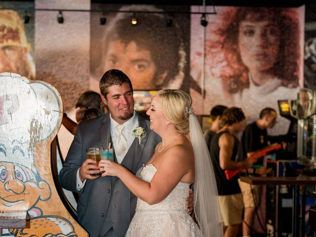Bill and Danielle's Wedding in Cincinnati, Ohio 25