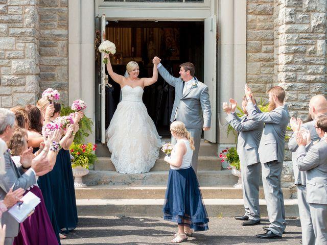 Bill and Danielle's Wedding in Cincinnati, Ohio 29
