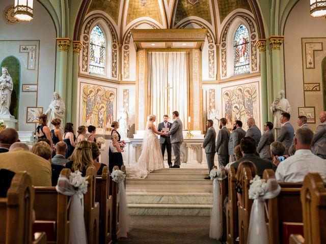 Bill and Danielle's Wedding in Cincinnati, Ohio 33