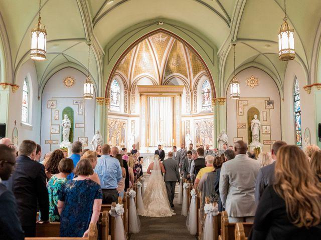 Bill and Danielle's Wedding in Cincinnati, Ohio 36