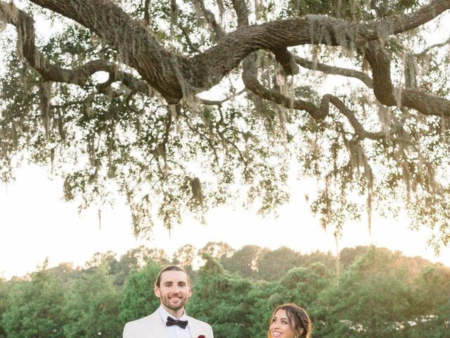 Chris and Liana's Wedding in Charleston, South Carolina 14