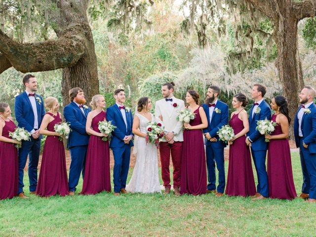 Chris and Liana's Wedding in Charleston, South Carolina 25