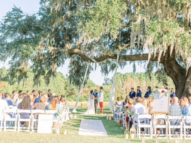 Chris and Liana's Wedding in Charleston, South Carolina 29