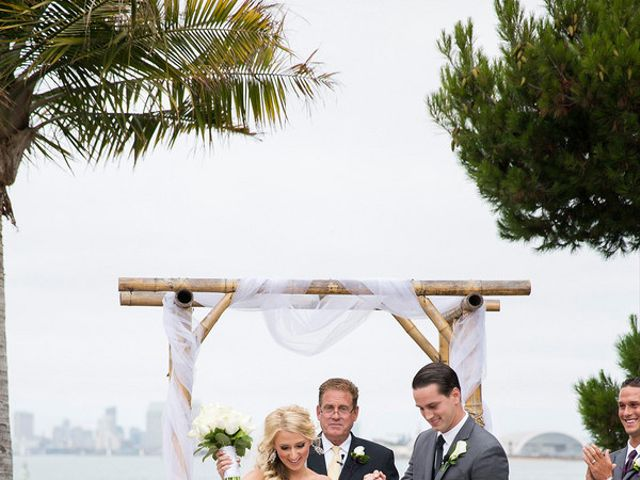 Bethany and David's Wedding in San Diego, California 17