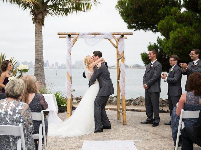 Bethany and David's Wedding in San Diego, California 16