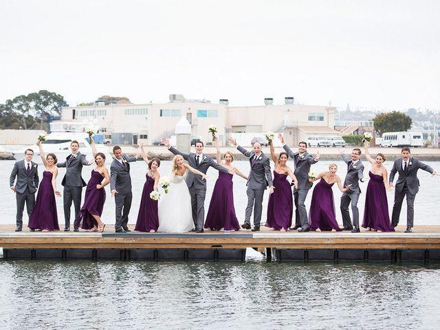 Bethany and David's Wedding in San Diego, California 20