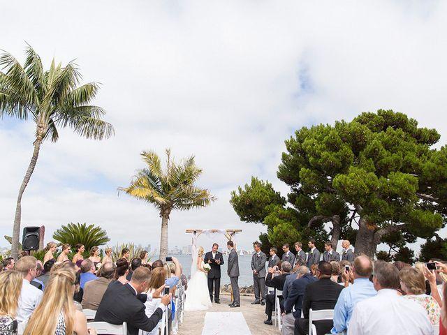 Bethany and David's Wedding in San Diego, California 15