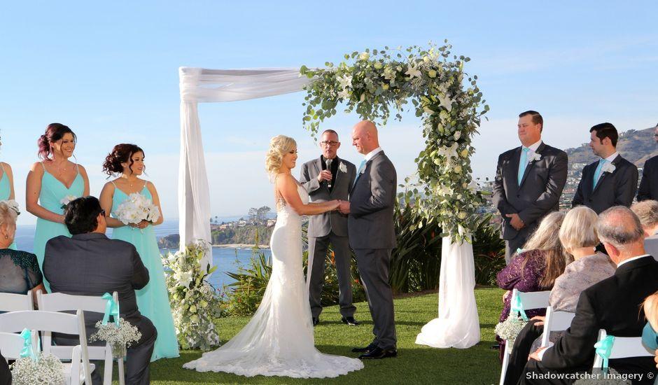 Chris and Natali's Wedding in Laguna Niguel, California