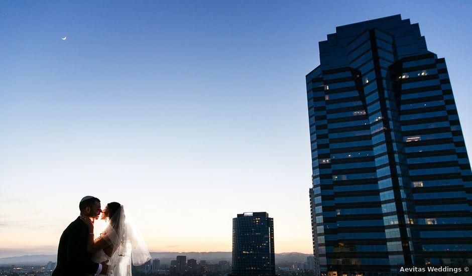 Nima and Debbie's Wedding in Los Angeles, California