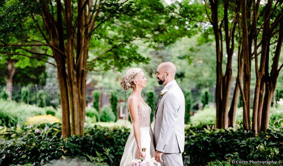 Alex and Sarah's Wedding in Elkridge, Maryland