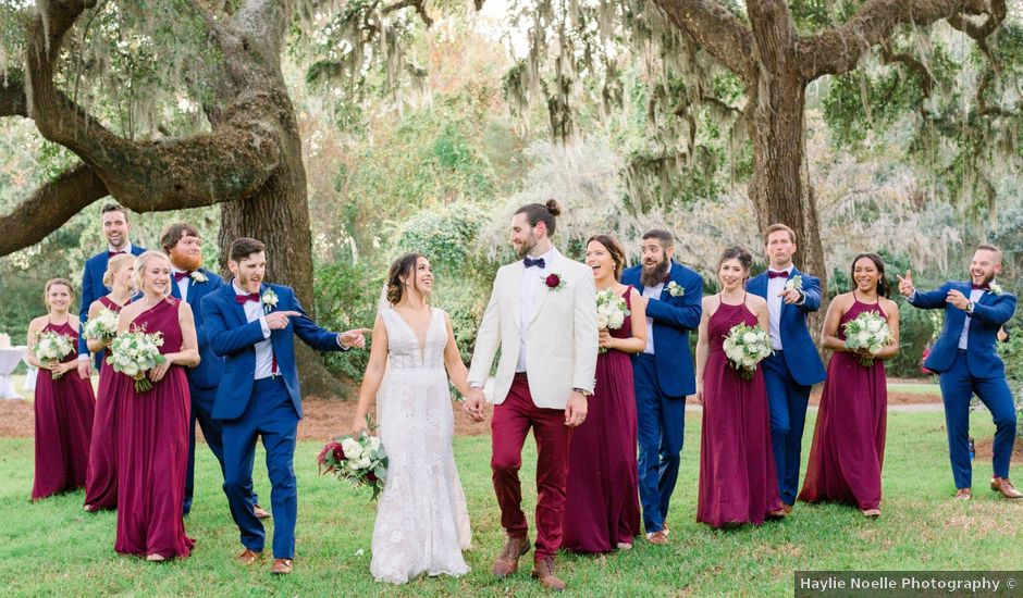 Chris and Liana's Wedding in Charleston, South Carolina