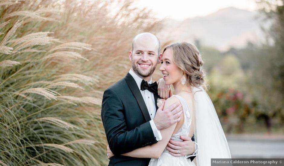 Mike and Sarah's Wedding in Napa, California