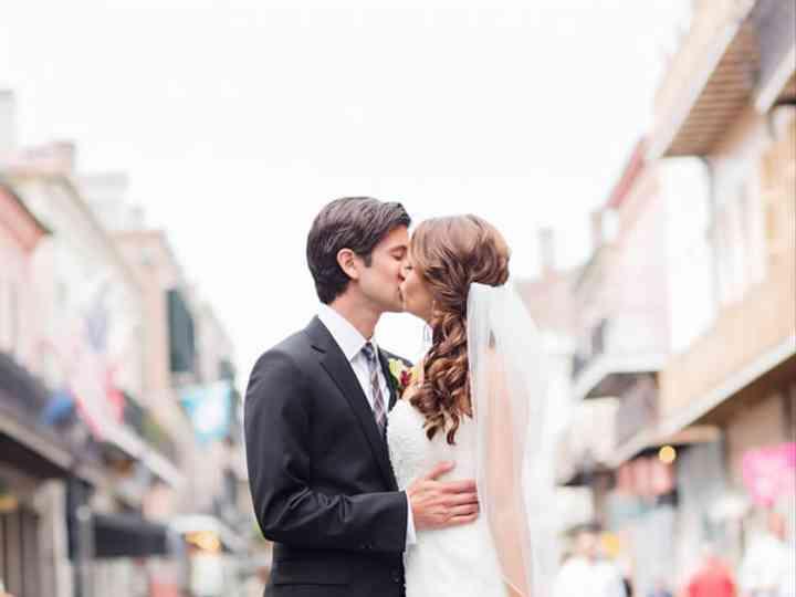 The wedding of Brandon and Meghan