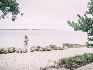 The wedding of Nick and Lauren