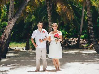The wedding of Gabriella Szombati and Laszlo Deak 3