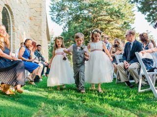 The wedding of Lauren and Brett 2