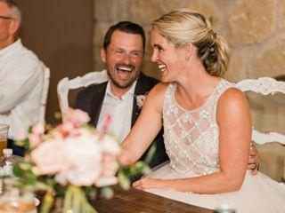 The wedding of Lauren and Brett