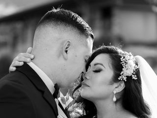 The wedding of Daniel and Ashley 3