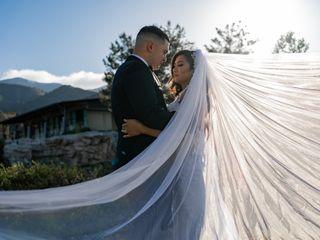 The wedding of Daniel and Ashley