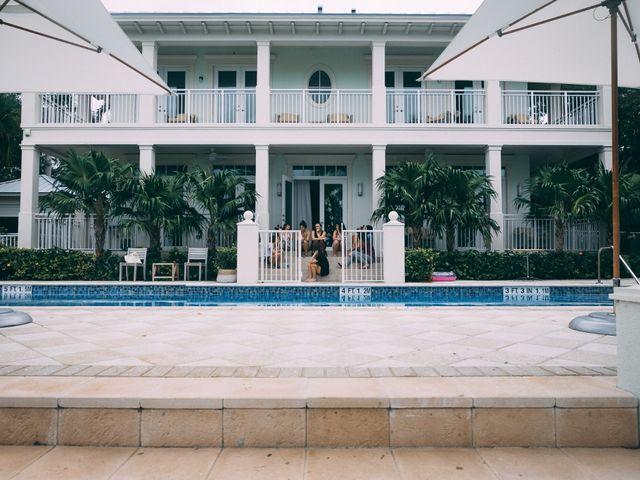 Lauren and Nick's Wedding in Key Largo, Florida 11