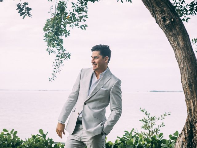 Lauren and Nick's Wedding in Key Largo, Florida 59