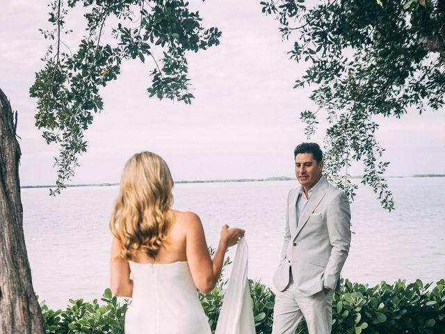 Lauren and Nick's Wedding in Key Largo, Florida 61